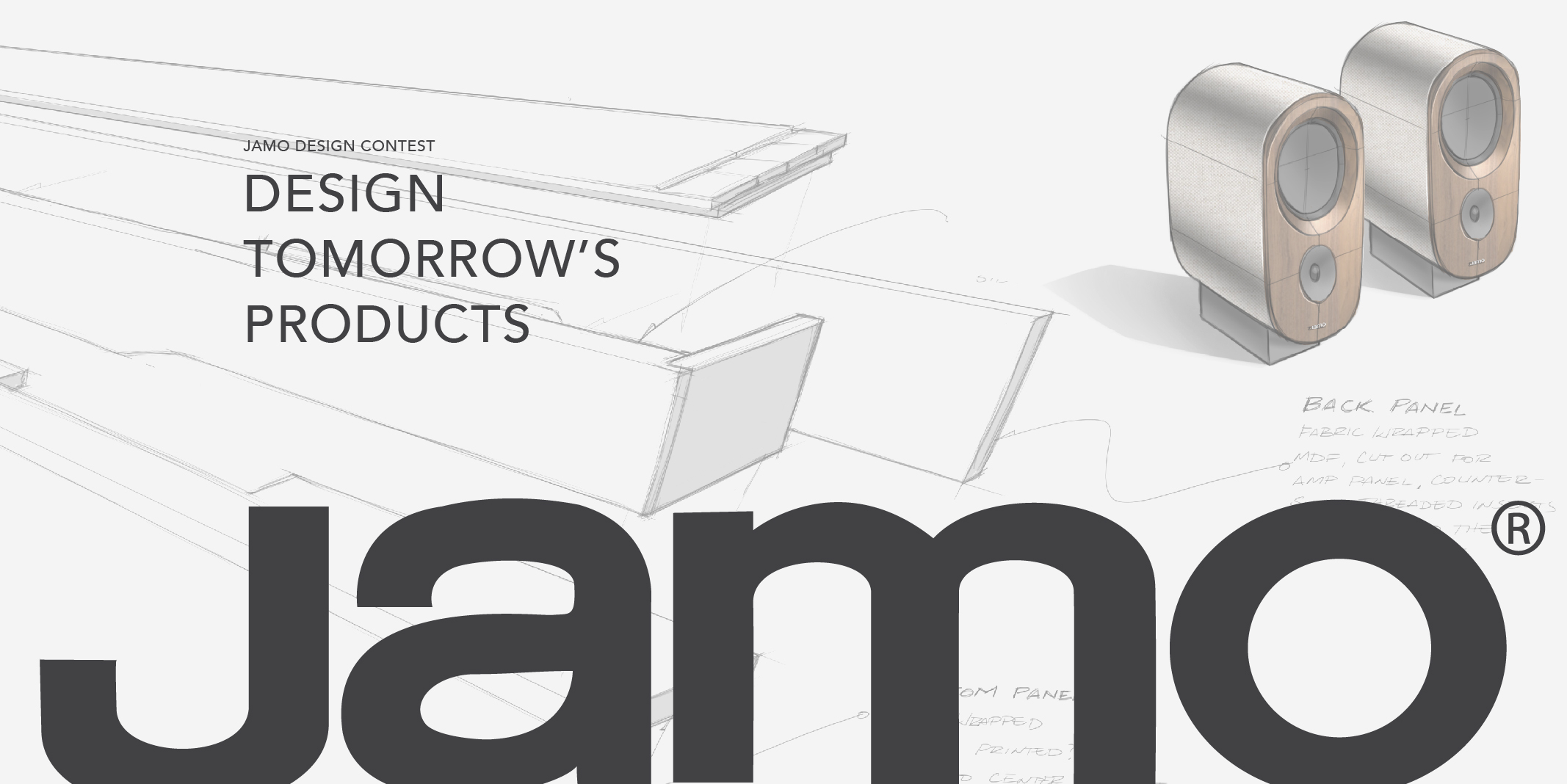 Jamo Design Contest - Design Tomorrow's Products